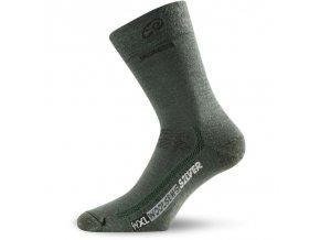wxl 620 zelena merino ponozky
