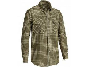 5821C Naim Flannel Shirt Gallery1 820x1024