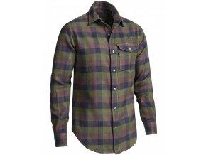5804C Macduff H Flannel Shirt Gallery1 820x1024