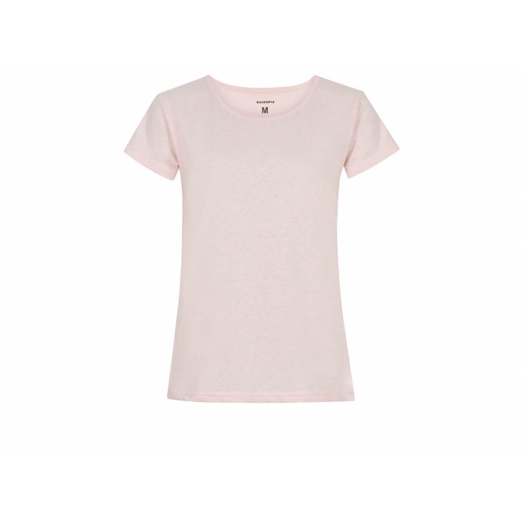 Dámské konopné tričko BINKA Pink