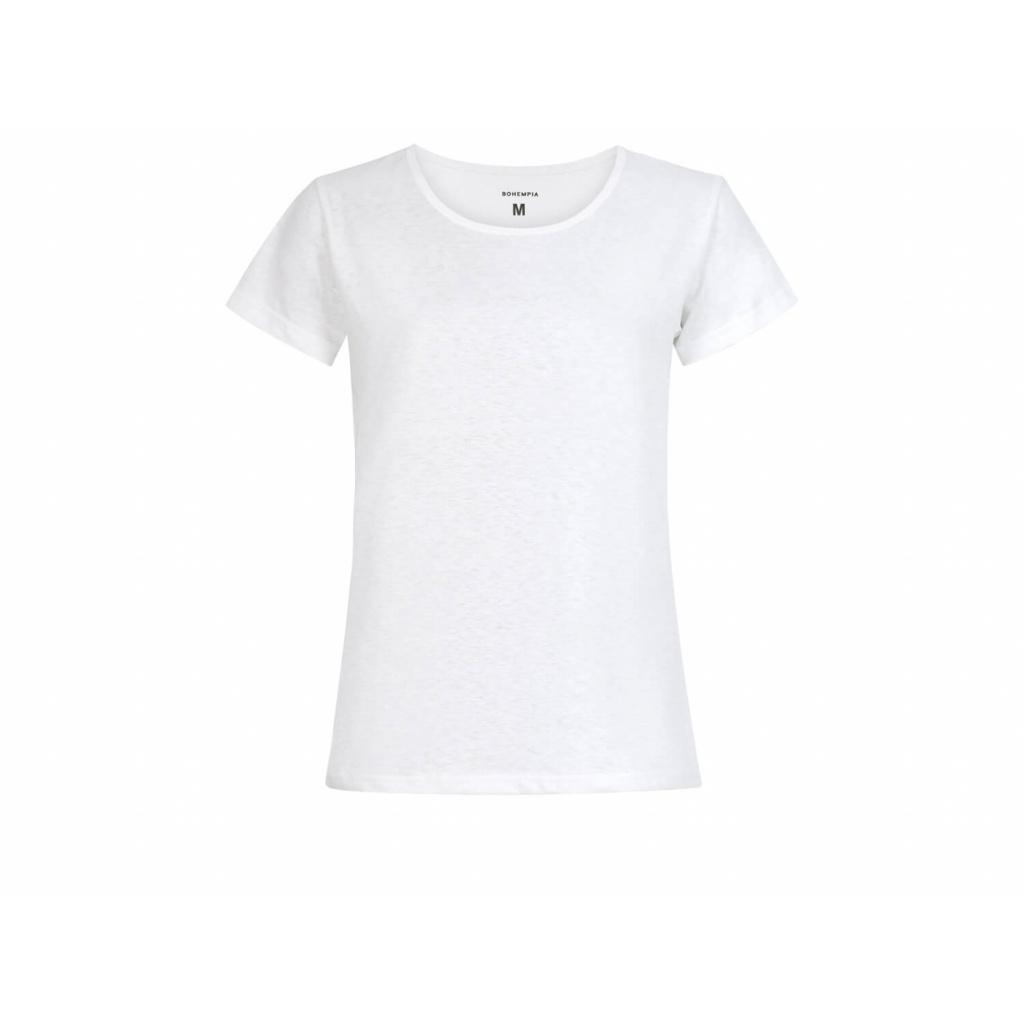 Dámské konopné tričko BINKA White