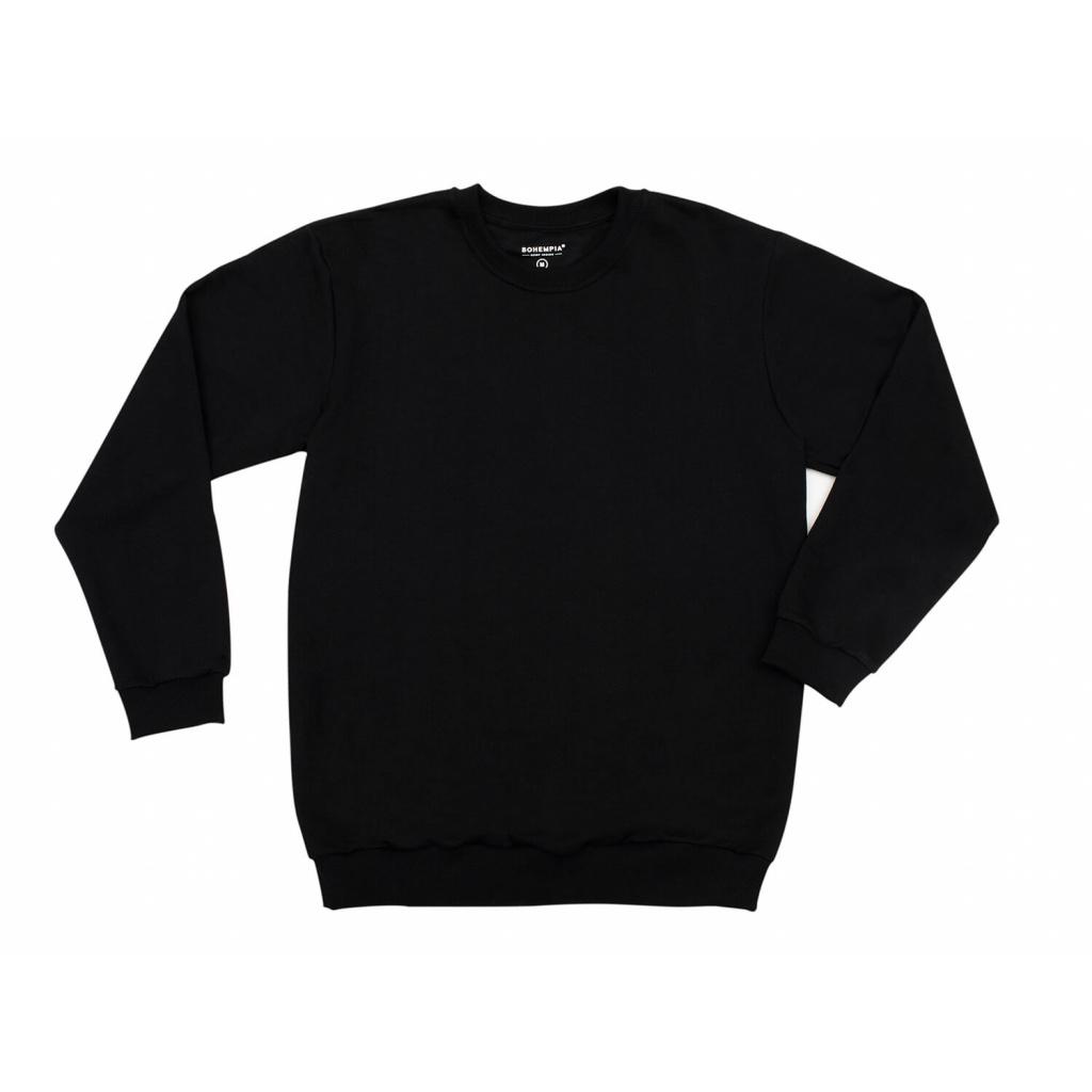 Unisex konopná mikina PERUT Black