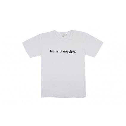 Unisex konopné tričko PQ Transformation