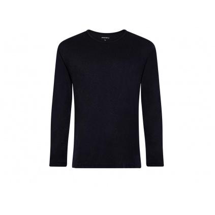 Pánské konopné tričko HUNEK Black