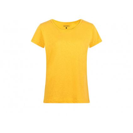 Dámské konopné tričko BINKA Marigold