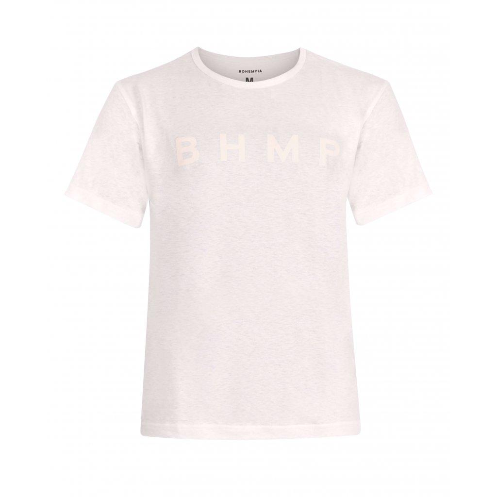Men's Hemp T-Shirt HIRZO White BHMP