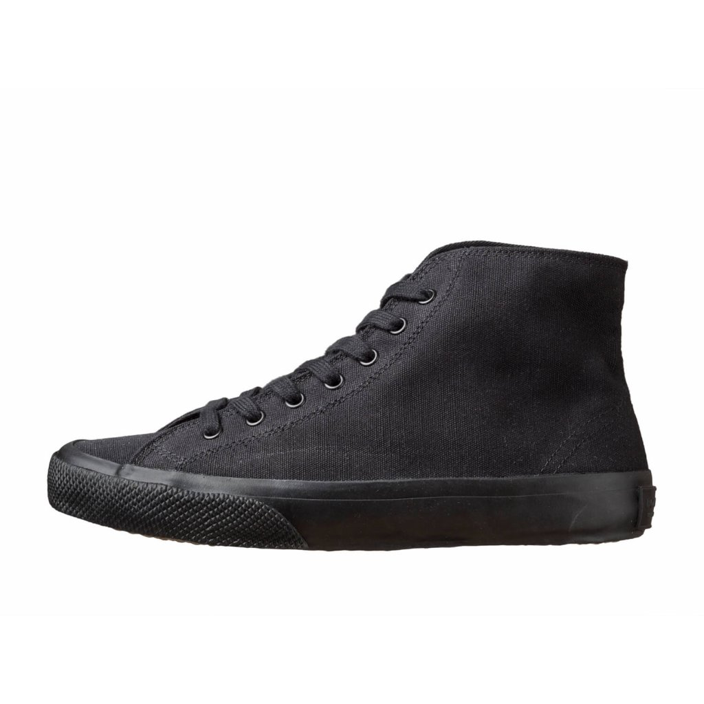 Hemp sneakers ORASA 2.0 High Top Black-Black