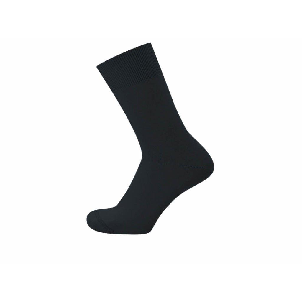 Classic Hemp Socks LUNA Black