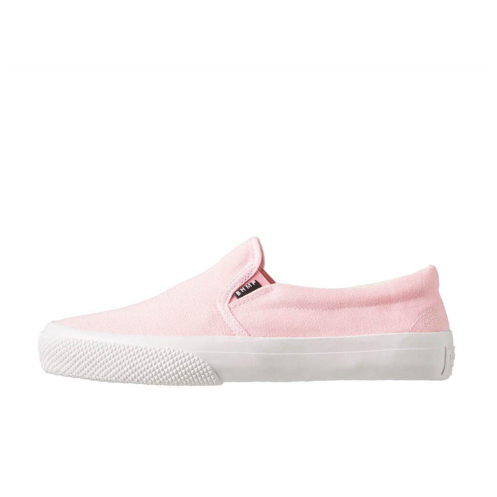 Hemp sneakers VITAN 2.0 Slip-on Pink-White