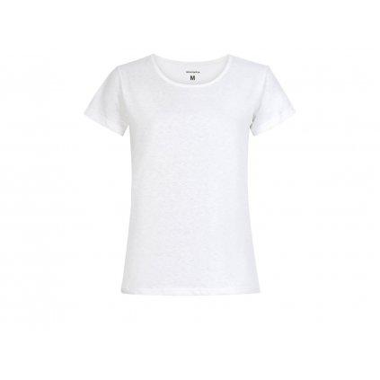 Women's Hemp T-Shirt BINKA White