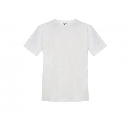 Men's Hemp T-Shirt HIRZO White