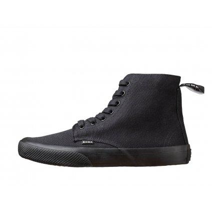 Hemp sneakers MILEK 2.0 Urban Boot Black-Black