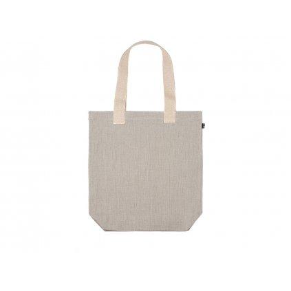 Hemp tote bag BORA Grey