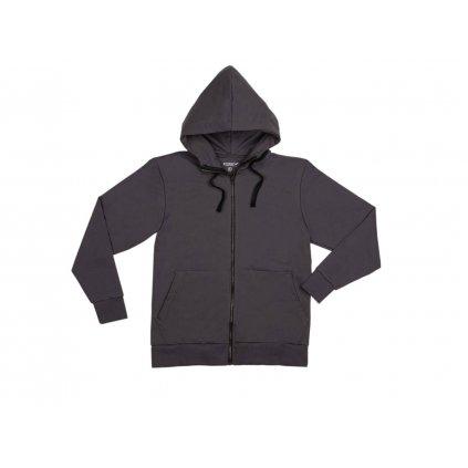 Men's hemp sweatshirt BUNA Gray