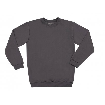 Unisex hemp sweatshirt PERUT Grey