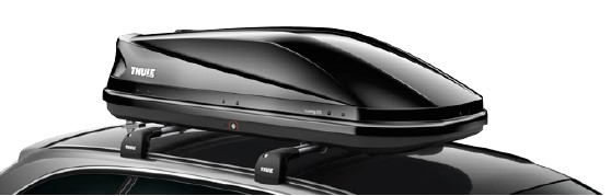 Thule Touring M 200 Black var2