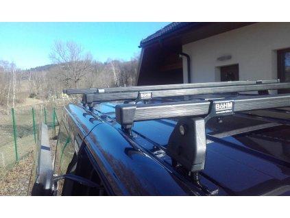 Střešní nosič typu H pro užitková auta var1