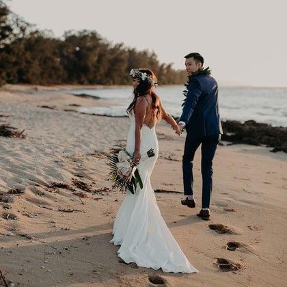 Bohémska svadba na pláži ? Inšpirujte sa!