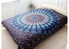 Bavlnené prikrývky na posteľ