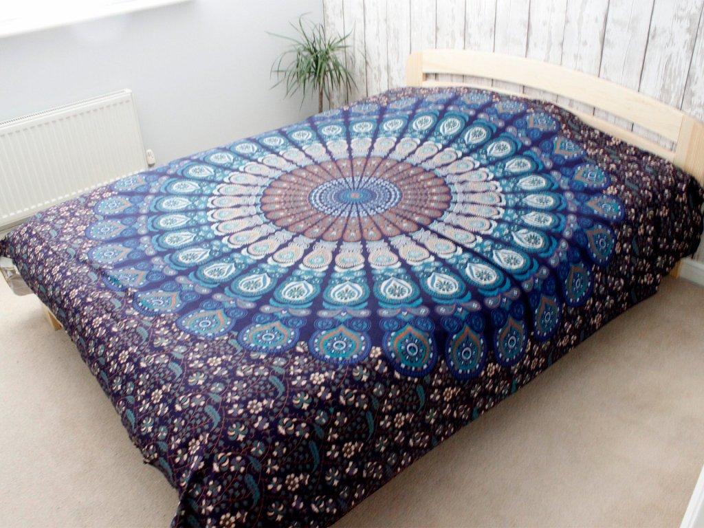 bavlnene prikryvky na postel
