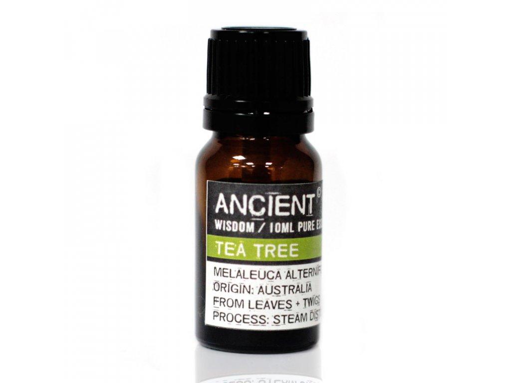 esenciálny olej tea tree