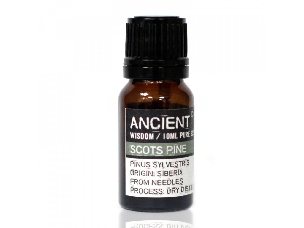 esenciálny olej borovica lesna