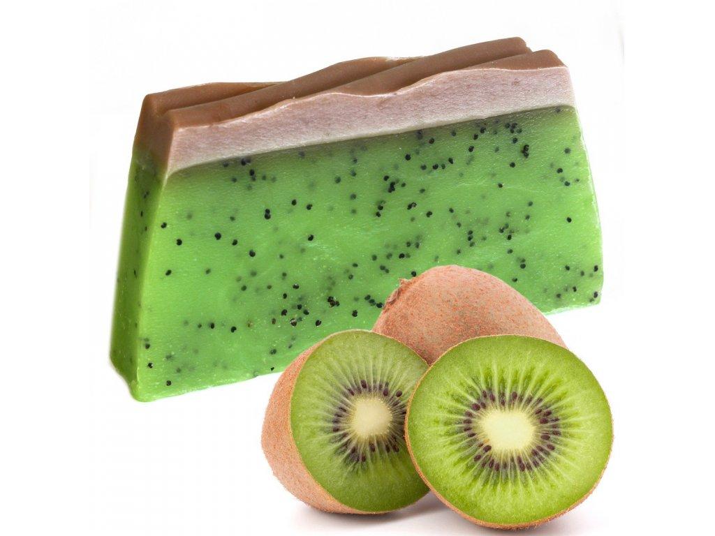 mydlo kiwi