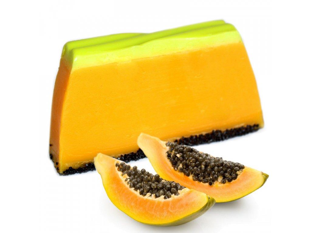 mydlo papaja