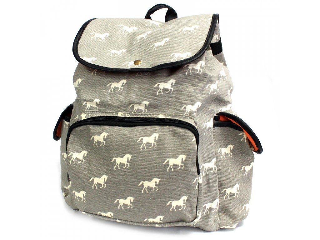 batoh cestovny kone