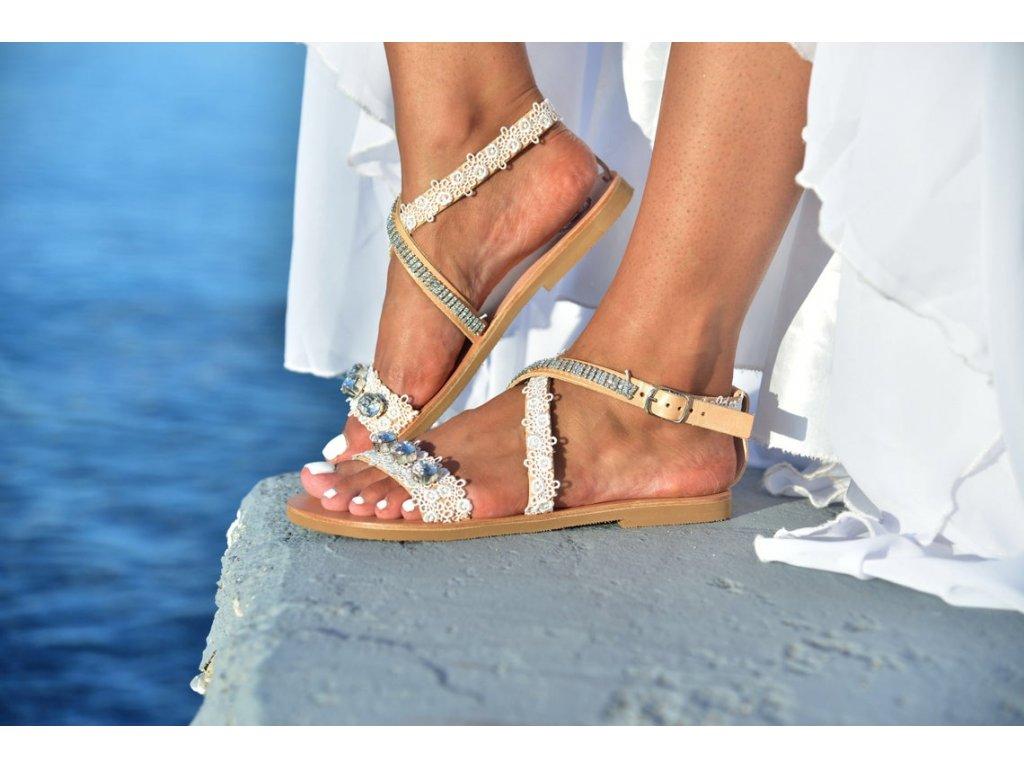 svadobne sandale agno7