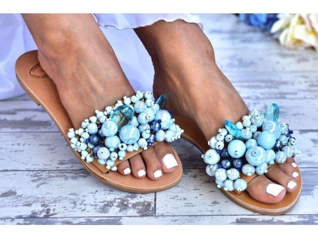 svadobne sandale aqua44