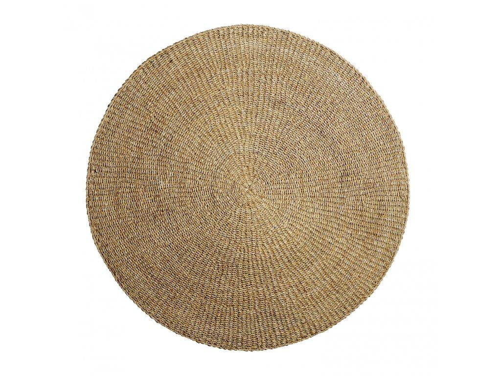 okruhly koberec seagrass 200cm (2)