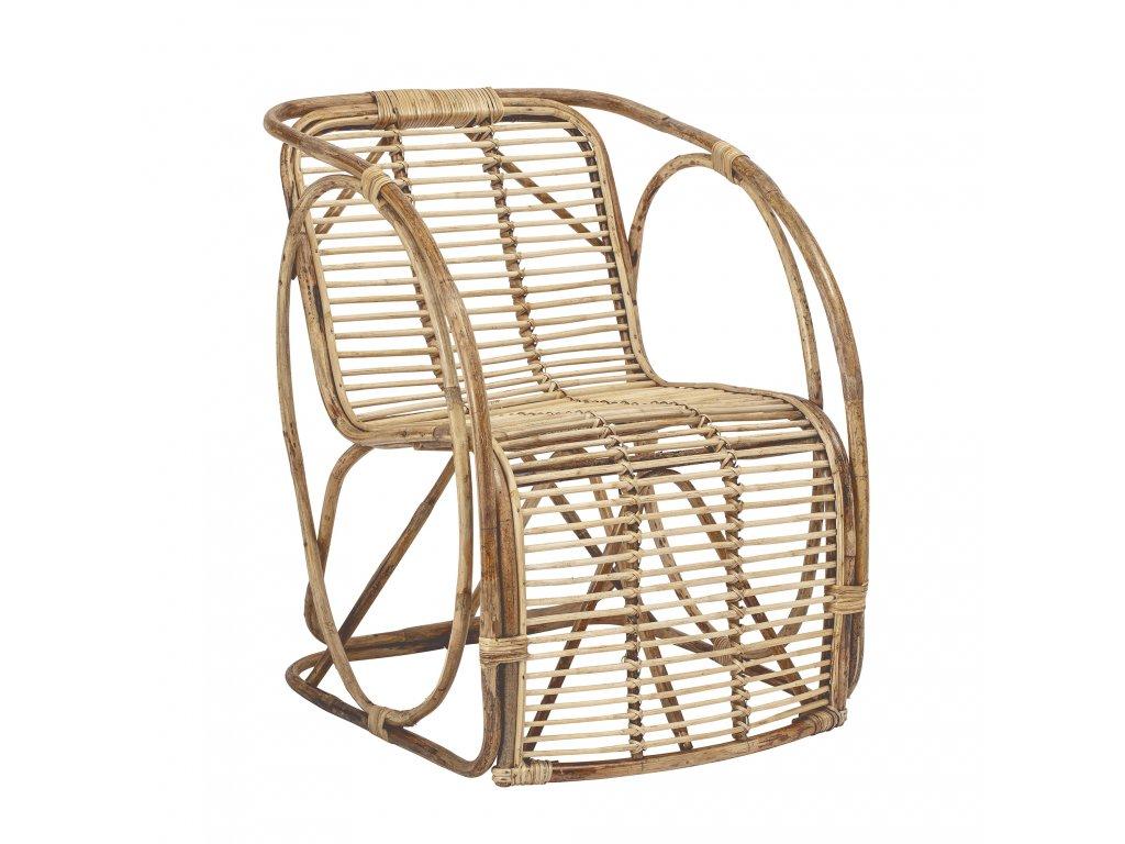 kreslo trstinove tubo lounge chair (7)