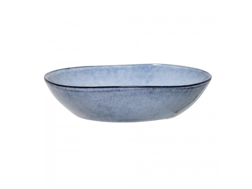 keramicka miska sandrine bowl blue plytka bloomingville (3)