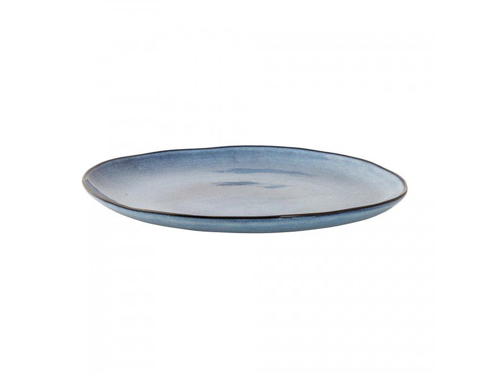 tanier keramicky sandrine plate grey bloomingville (7)