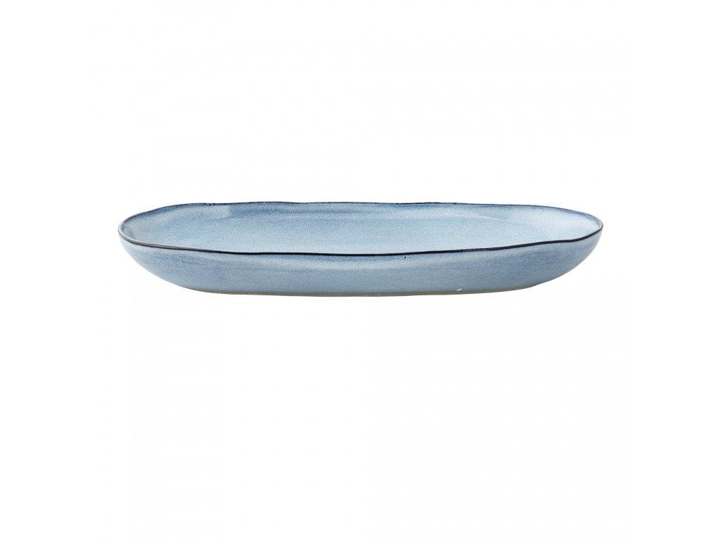 tanier servirovaci sandrine blue velky bloomingville (2)