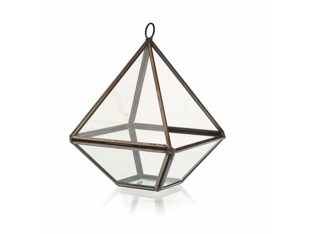 sklenene terarium maly diamant (2)