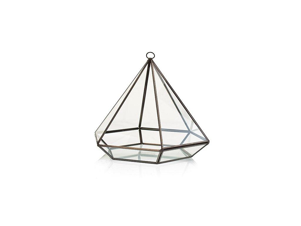 sklenene terarium diamant (2)