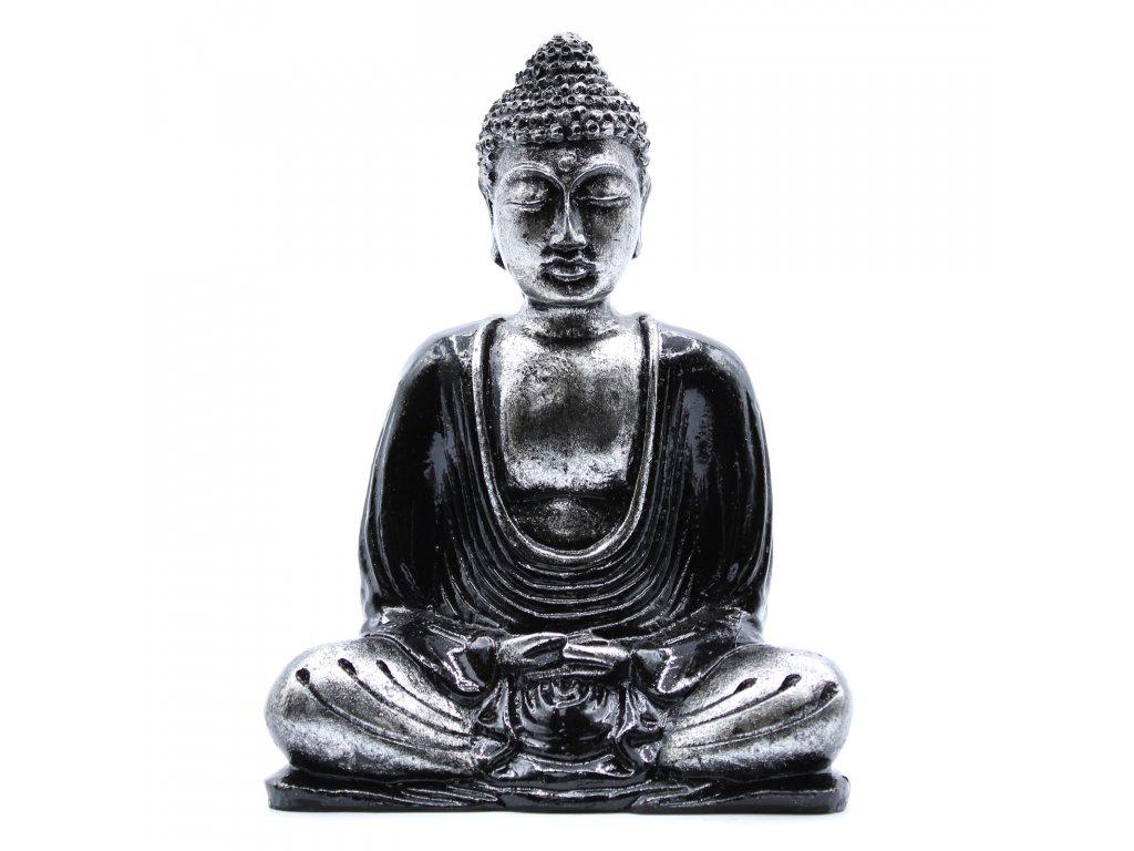 buddha soska cierno strieborna (6)