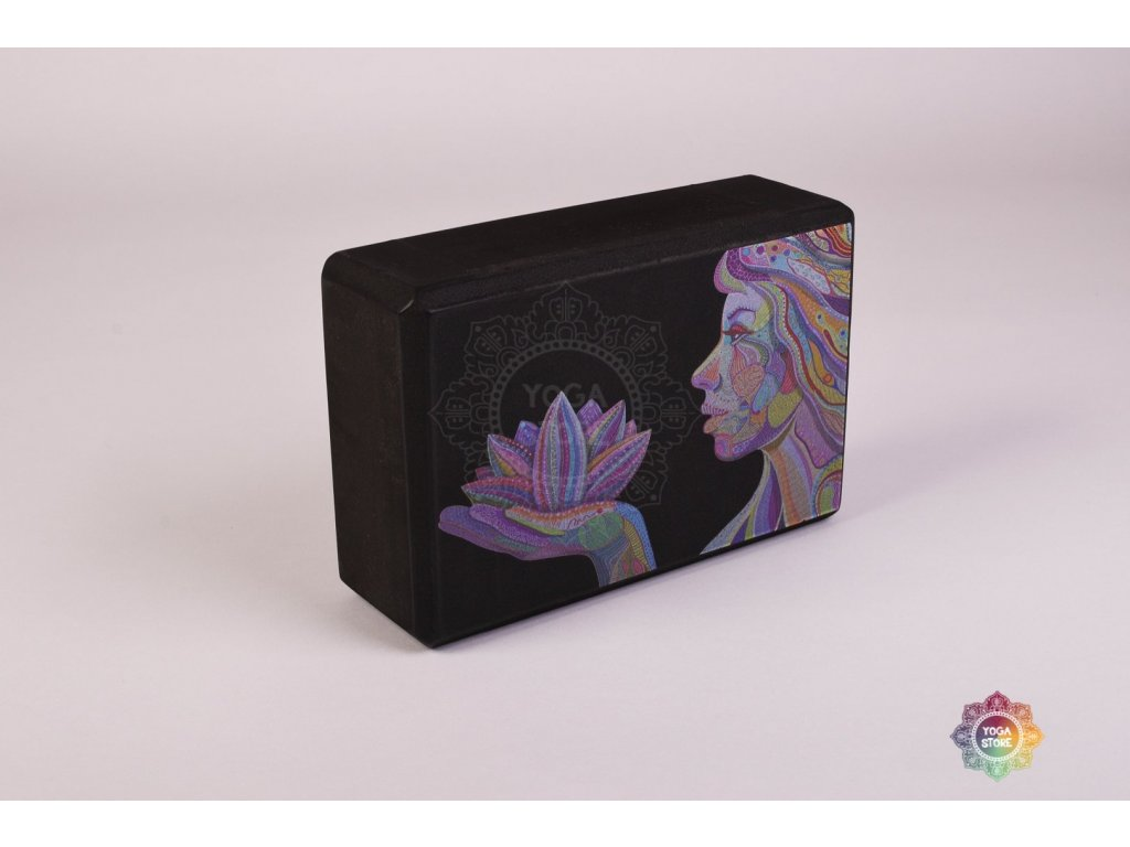 tehlicka na jogu cierna every moments lotus blossom (2)
