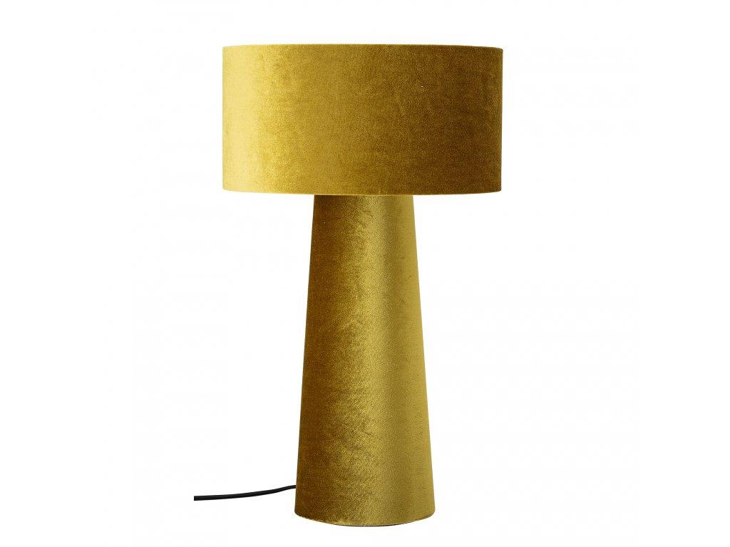 stolova lampa zlata elegancia bloomingville (3)