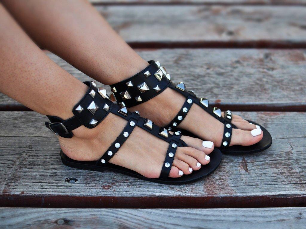 kozene sandale bellatruck