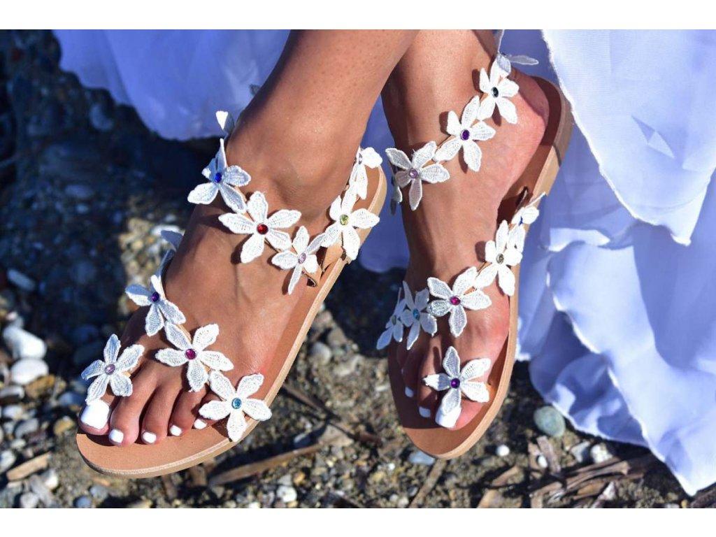svadobne boho sandale bridal boquet22