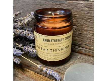 aromaterapeuticka sojova sviecka pozitivne myslenie