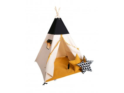 detsky teepee stan honey