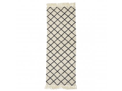 bavlneny koberec natural rug 200x70 (1)