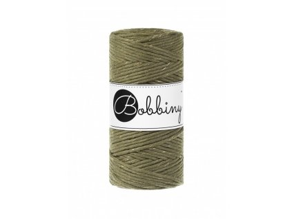 macrame spagat bobbiny golden avocado limited edition 100m 3mm