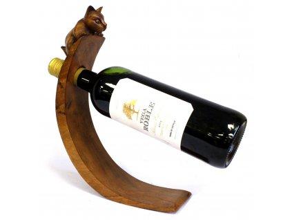 stojan na vino macka