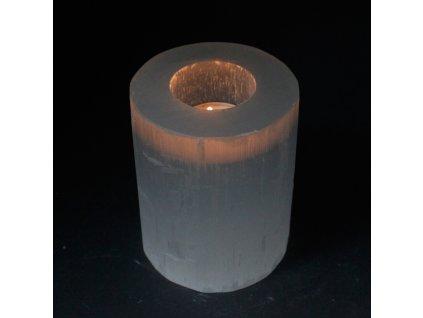 selenitovy svietnik 10cm (4)