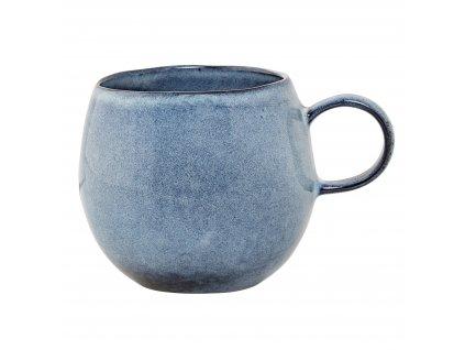 hrncek keramicky blue sandrine cup bloomingville
